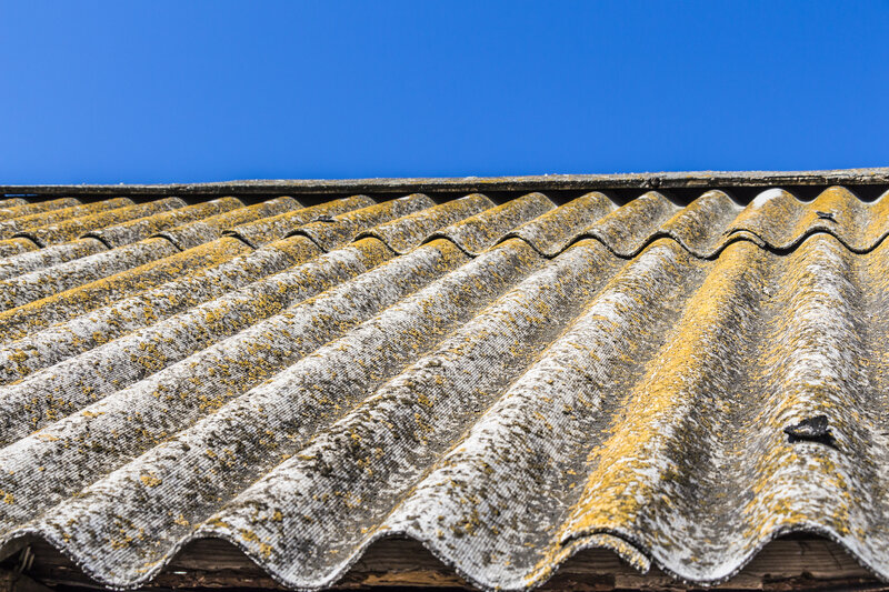 Asbestos Garage Roof Removal Costs Sussex United Kingdom